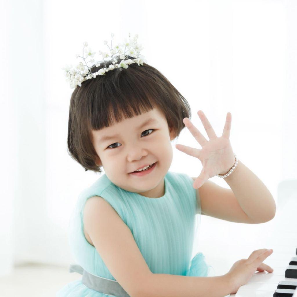 徐子韩可爱的小朋友