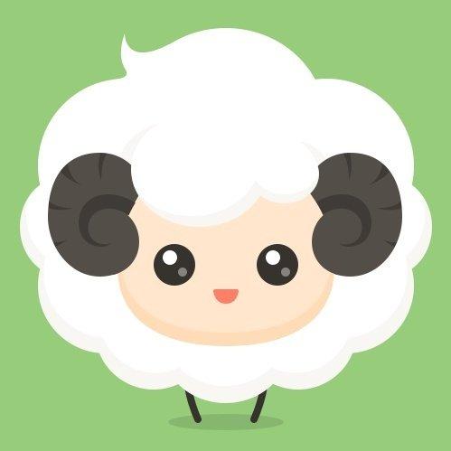 绵羊队图片大全可爱