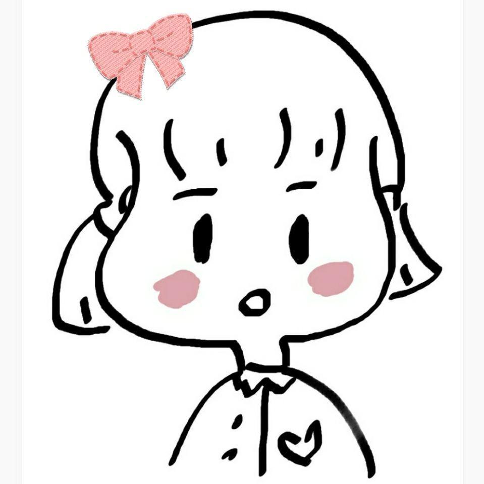 画[超话]##ins##儿童画教程##功能女生##头像奥迪a6头像详解
