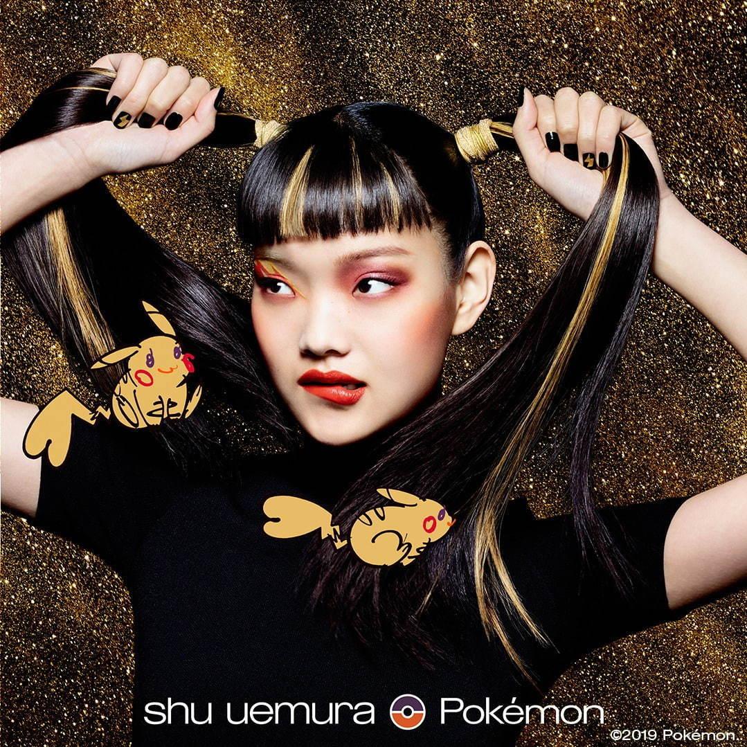 植村秀 shu uemura Pokemon 精灵宝可梦GV4