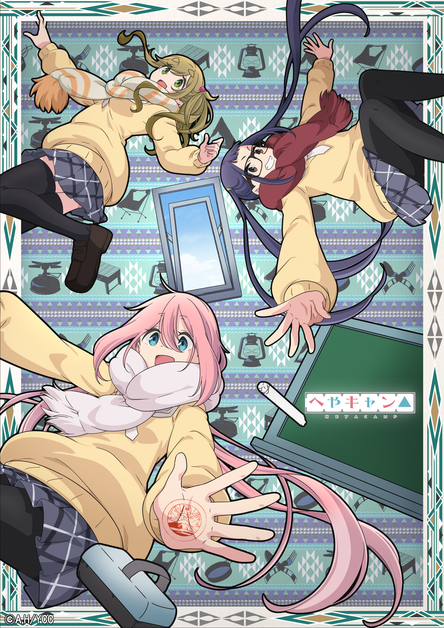 yurucamp_anime 1195265180889997312_p0