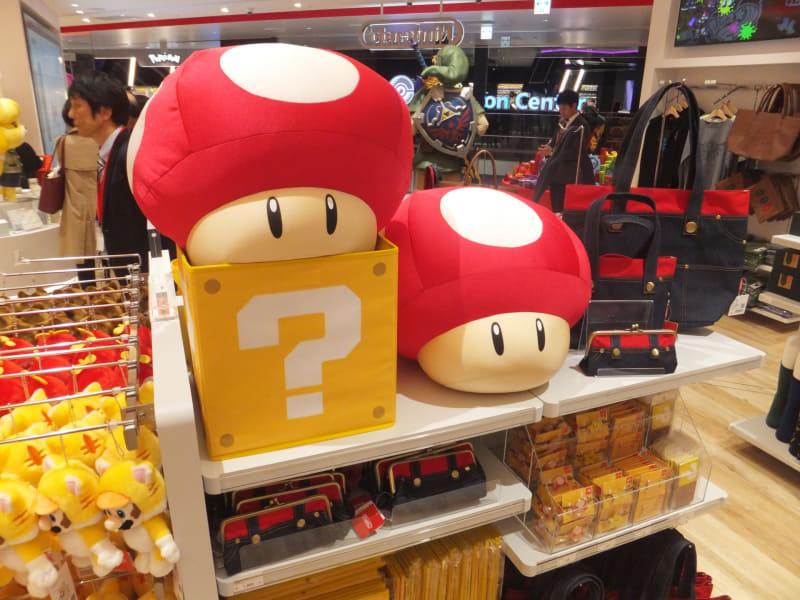 任天堂 直营店 Nintendo TOKYO 15_o