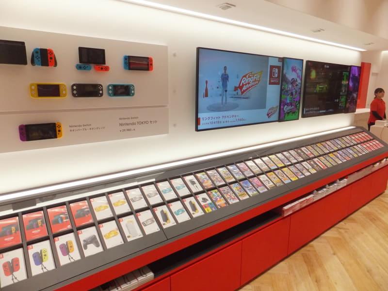 任天堂 直营店 Nintendo TOKYO 46_o