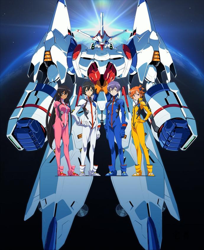 球体爱好者的福利《键全机斗士》OVA无修版动漫