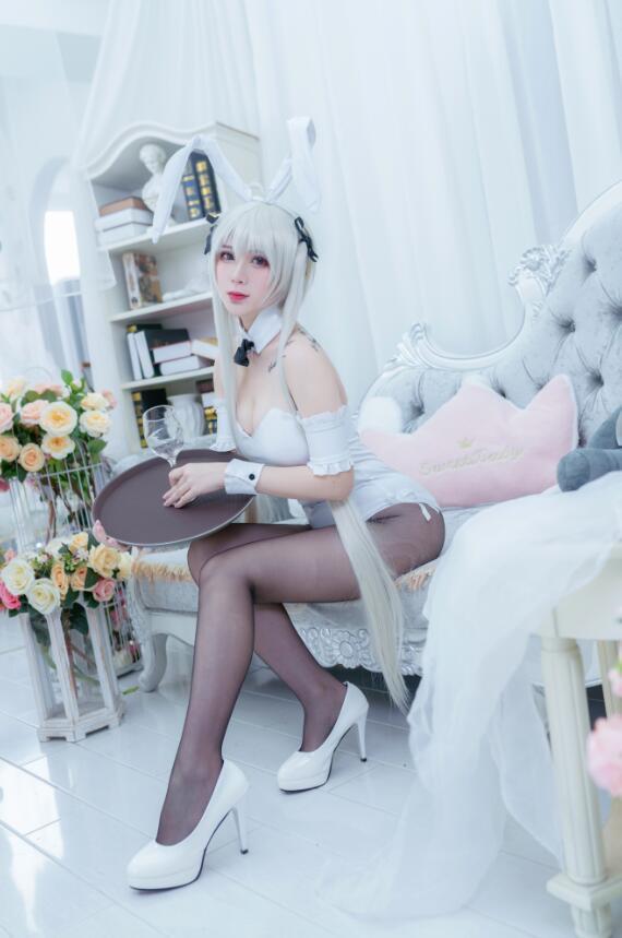 羊大真人 - 穹妹兔女郎 (4)