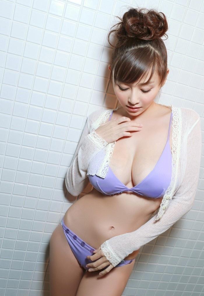性感美女杉原杏璃爆乳写真