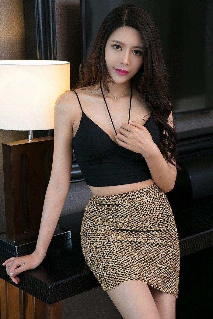 丽质美女李小冉爆乳蕾丝妩媚妖娆