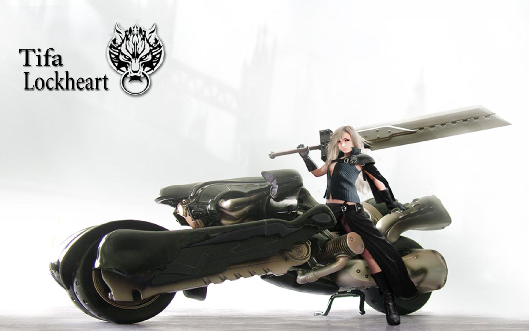 最终幻想VII蒂法·洛克哈特Tifa图片