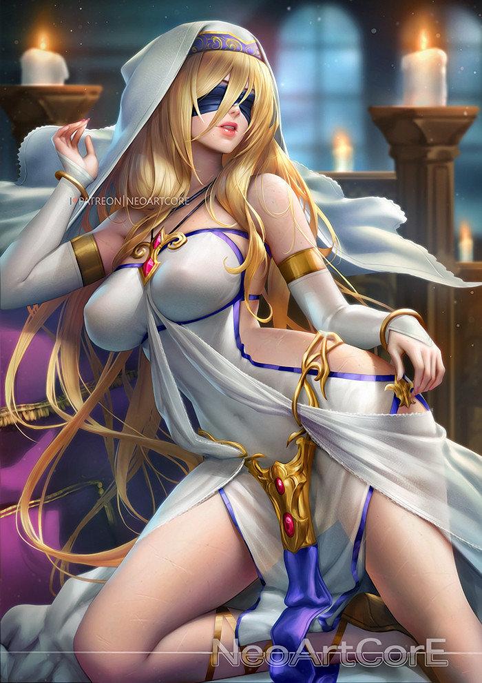 Sword Maiden (Goblin Slayers)