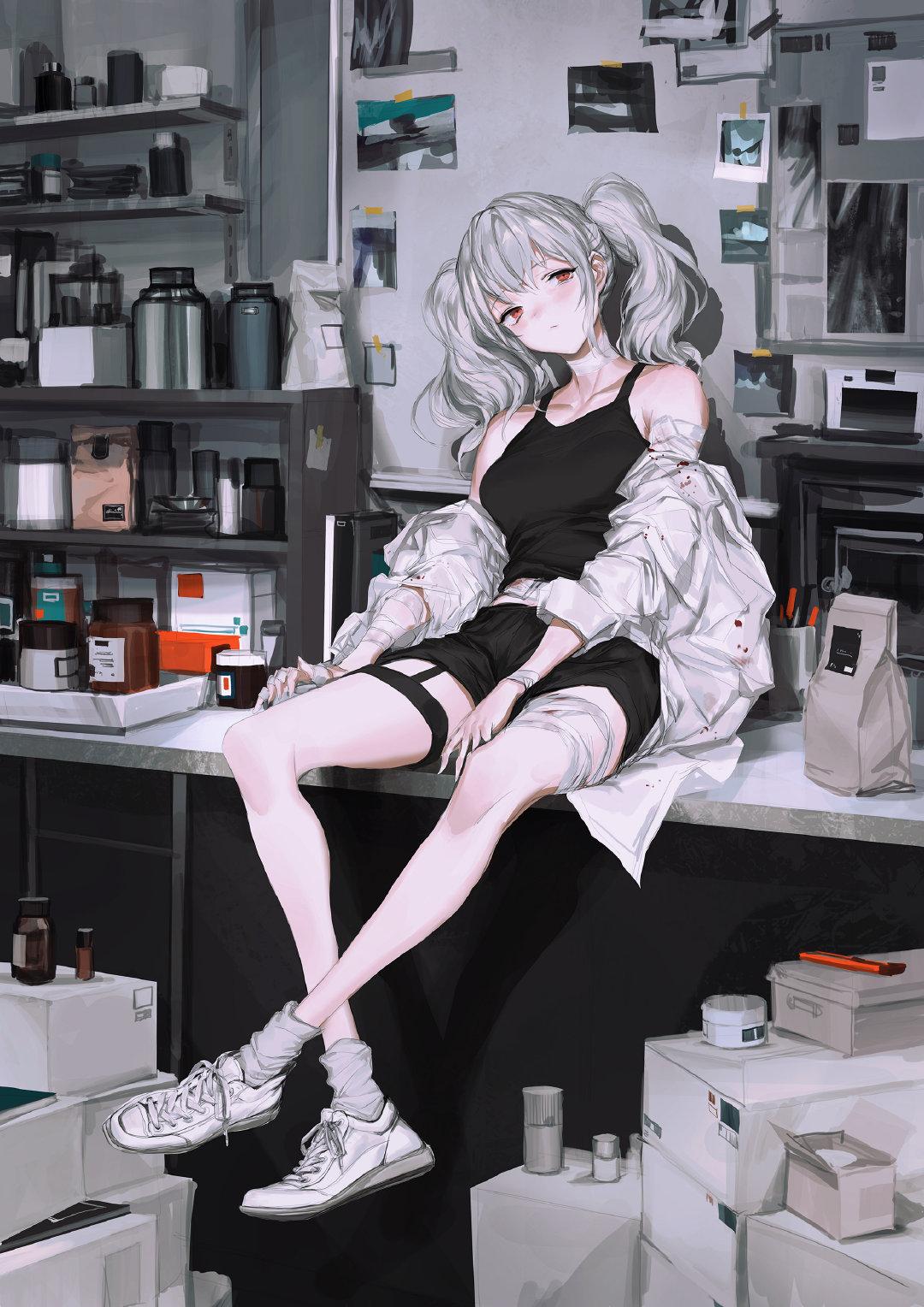 P站日本画师LM7插画下载