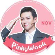 PinkyWook-池昌旭个站