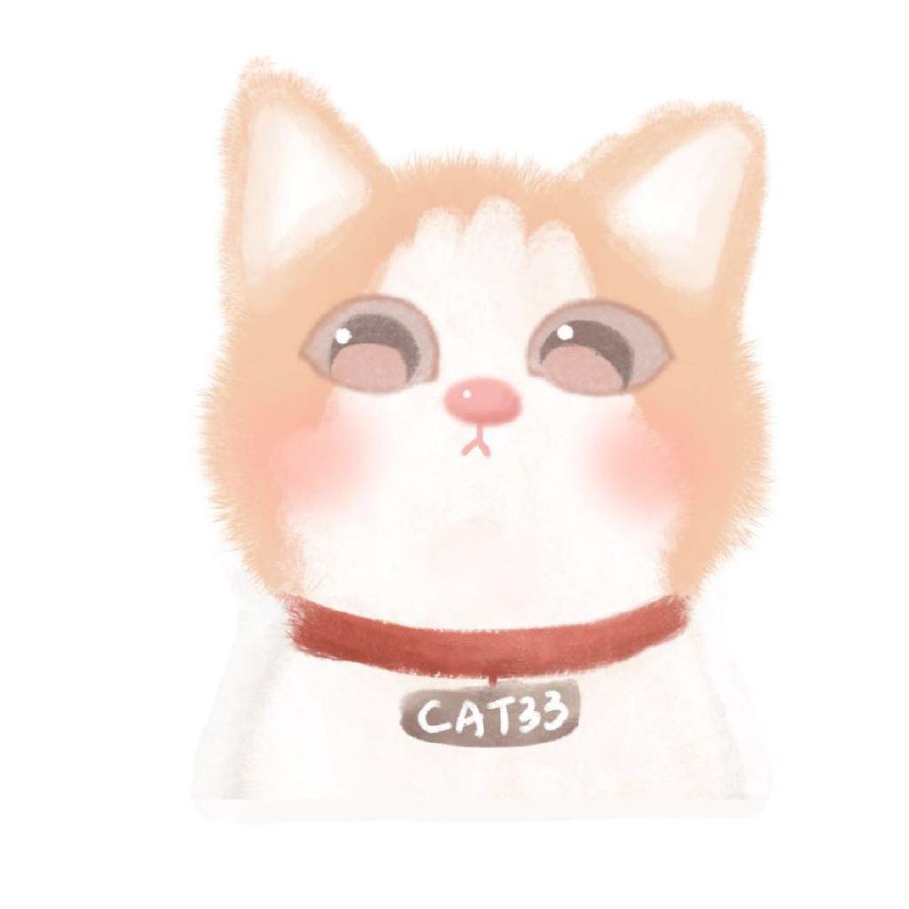 Cat33的JK馆