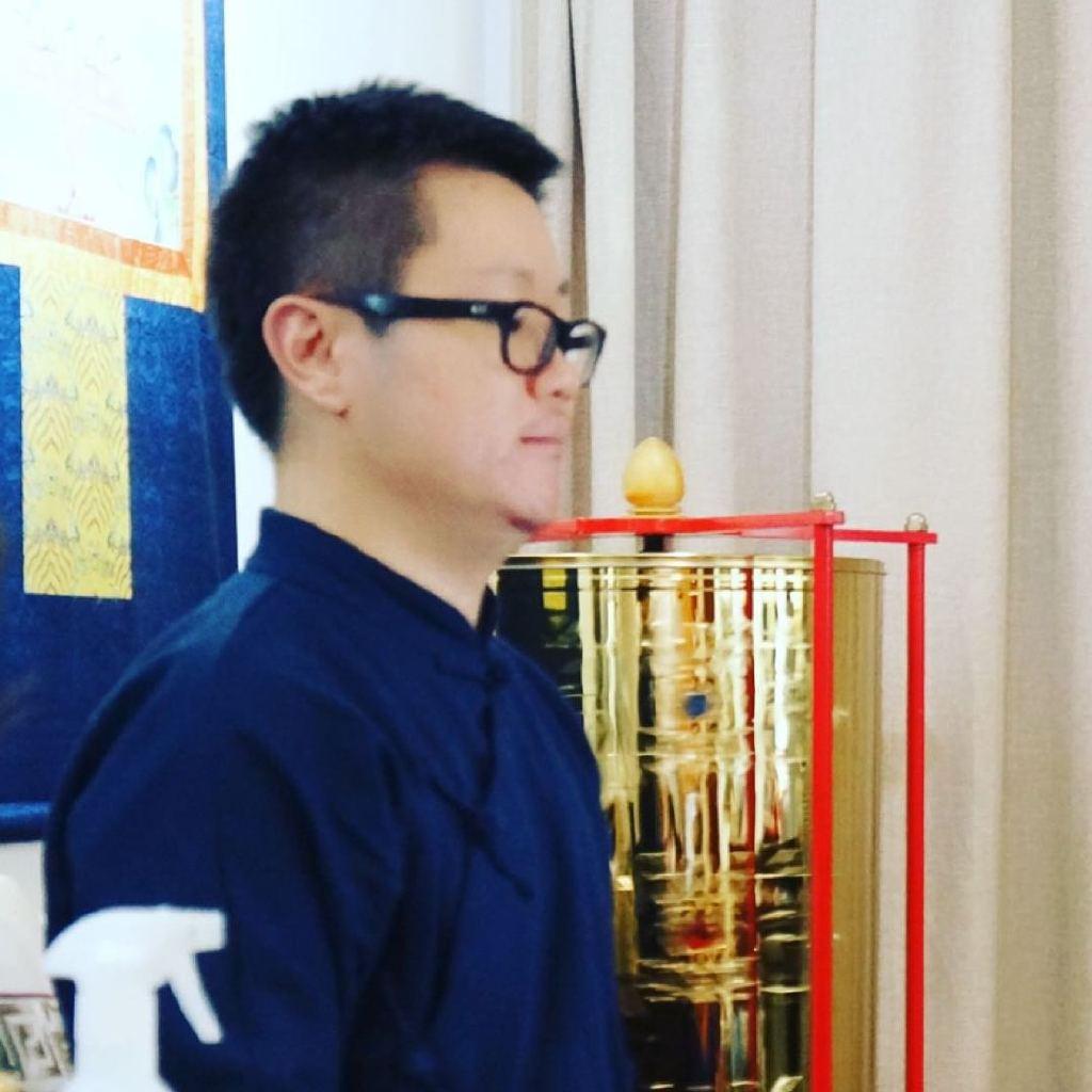 灵山居士微博