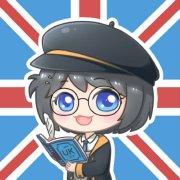 英国报姐微博照片