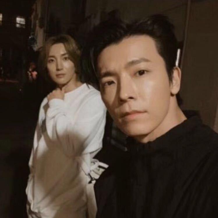 DongHae 💙 LeeTeuk💙 Super Junior