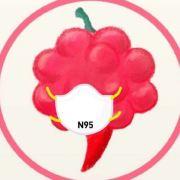 莓辣MAYLOVE微博照片
