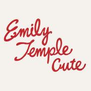 EmilyTemplecute官方微博照片