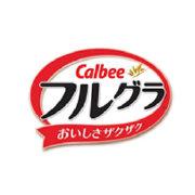 日本Calbee麦片微博照片