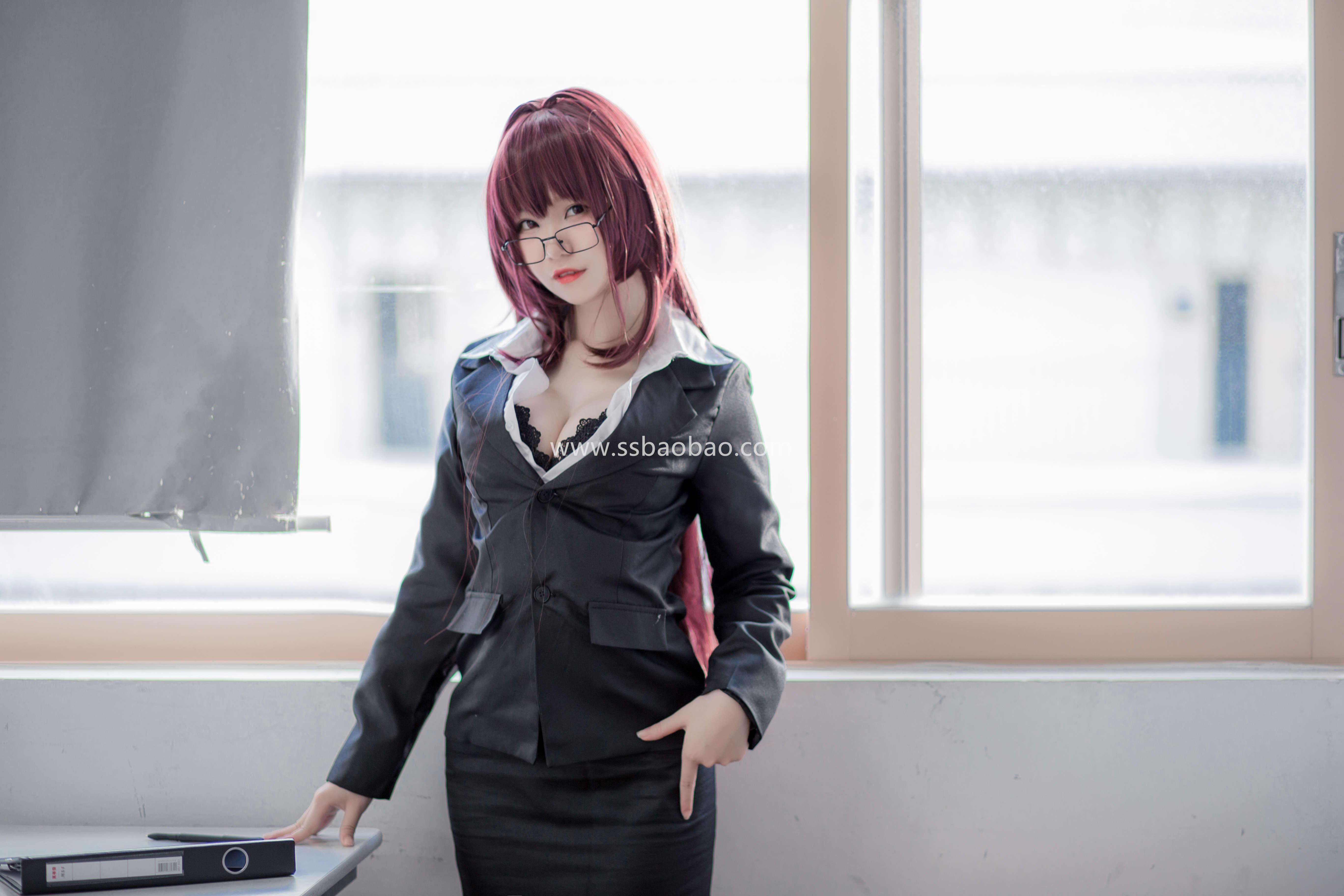Yoko宅夏 - 斯卡哈教师[33P-266MB]06