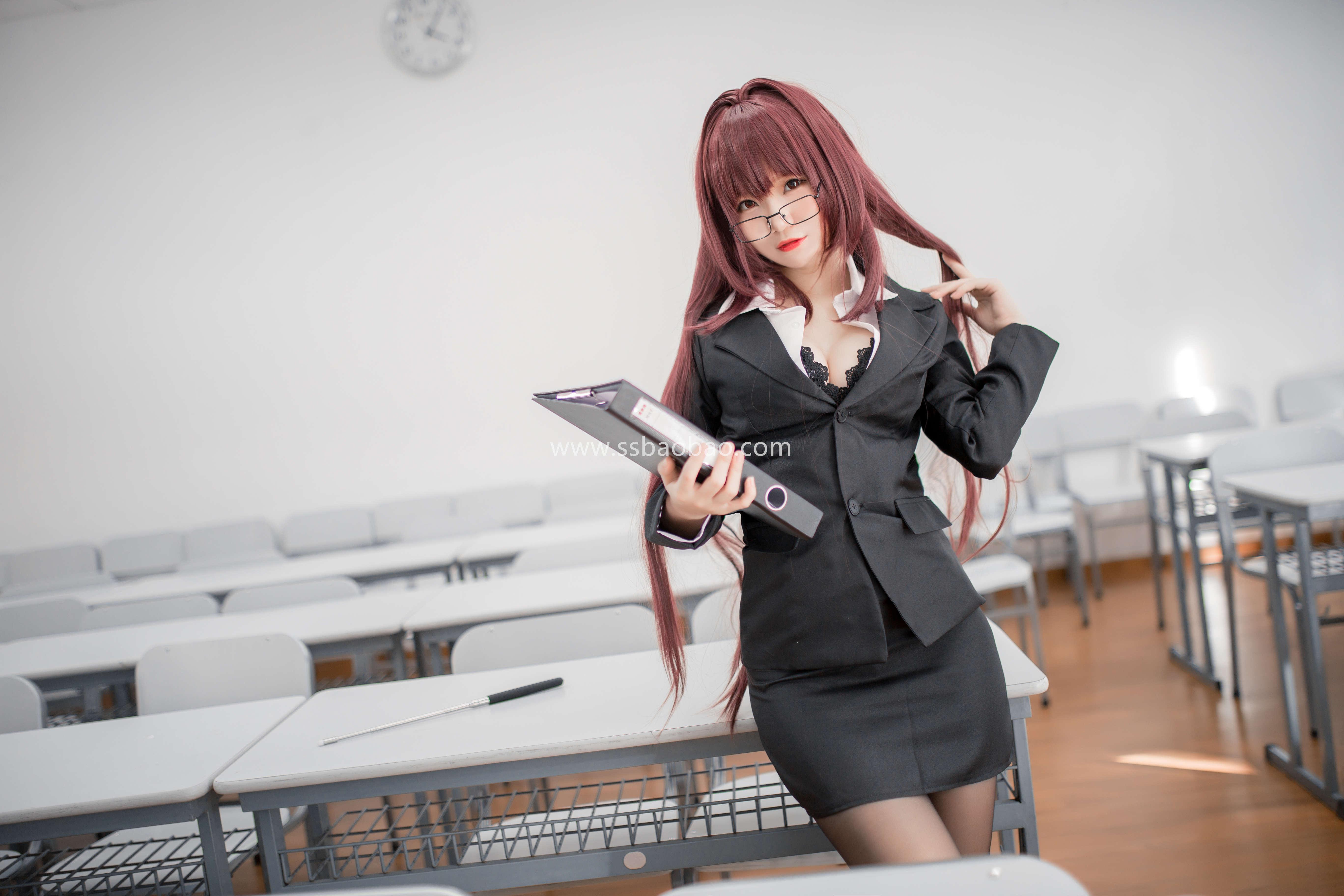 Yoko宅夏 - 斯卡哈教师[33P-266MB]08