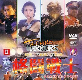 电子格斗战士