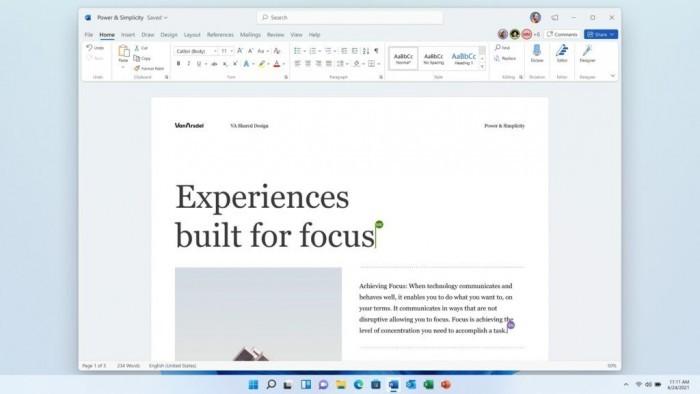 Office 2021定价及新功能公布:10月5日正式上市