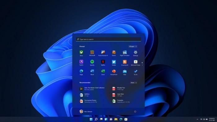 微软发文详解了Windows 11 Bloom壁纸和徽标的特性