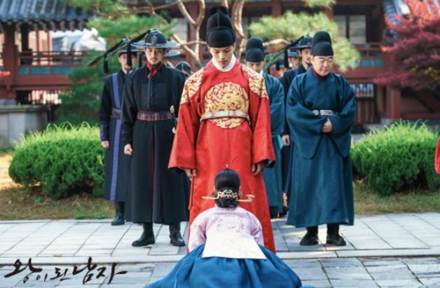 tvN新剧《双面君王》今天开播,吕珍九搭档李世荣值得大家期待!插图5