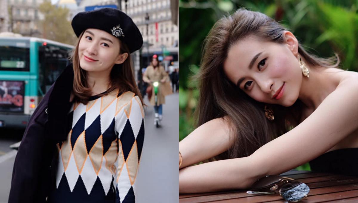 16年来默默耕耘的沈卓盈宣布离开TVB,被网友怀疑是为了结婚!插图