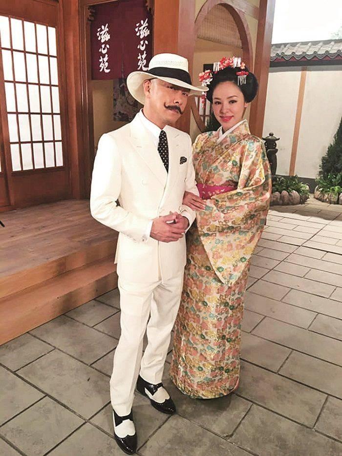 在《大帅哥》饰演日本间谍的她,居然是日本音乐教父的徒弟?插图5