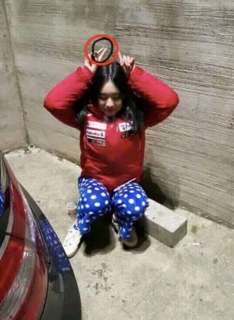 吸烟喝酒还校园欺凌,韩国新人女团ARIAZ成员落泪道歉,网友不原谅要求她退团!插图(7)