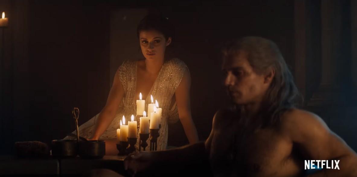 12月20日开播!Netflix真人版《巫师》预告片正式公开,亨利‧卡维尔说了《巫师3》里经典台词!插图(7)