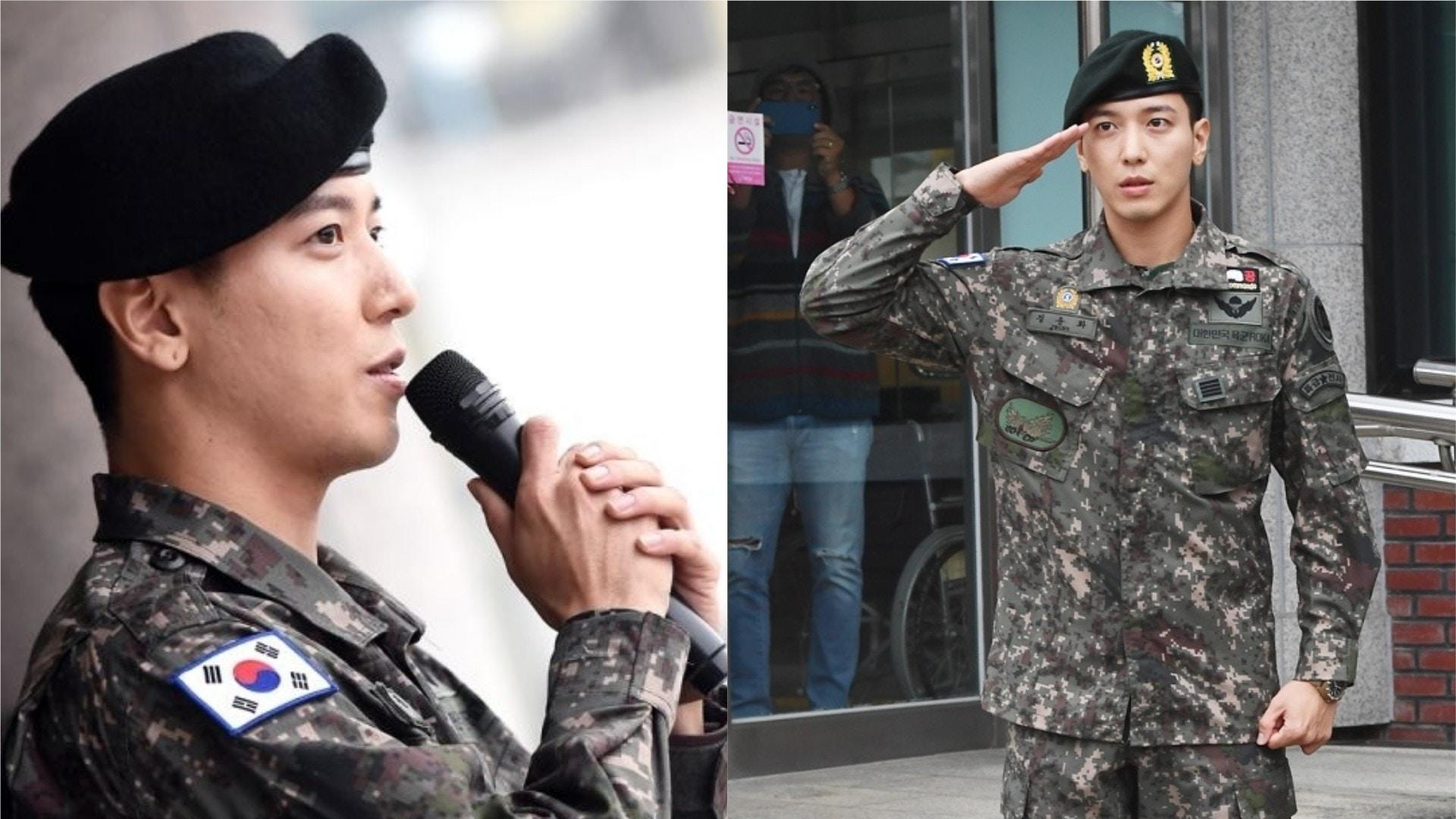 千名粉丝迎接他!郑容和正式退伍宣布下月开始巡演,自爆在军中认识了更多女团插图