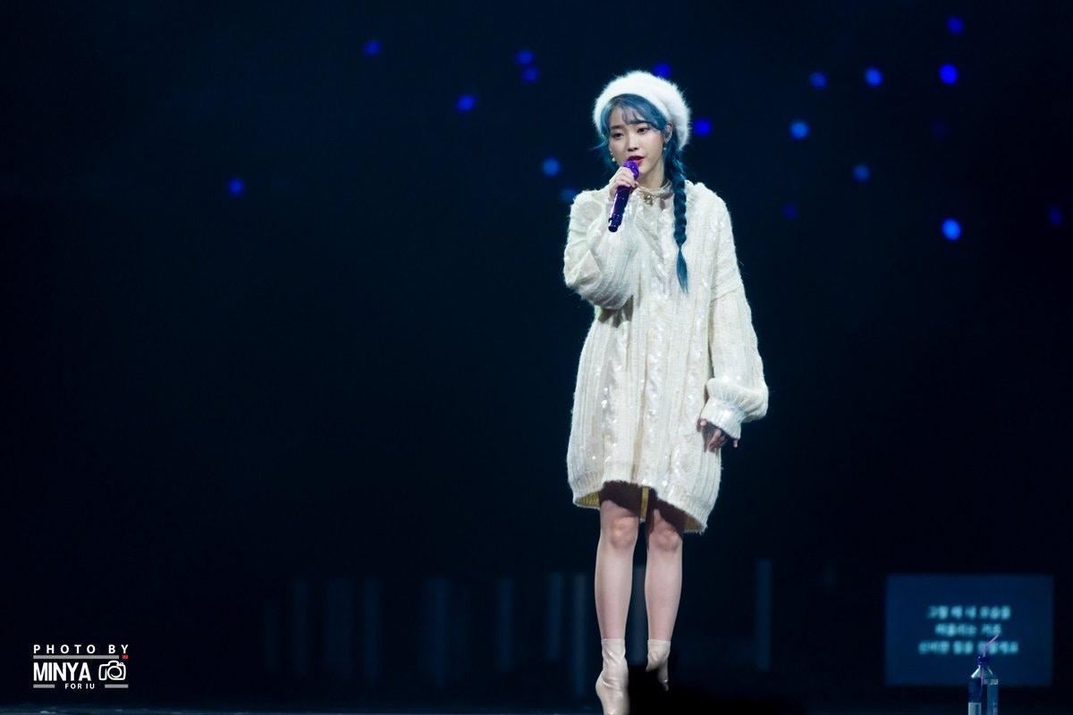 IU演唱会上首次提到已故闺蜜雪莉,为好友送上最后的安可插图(3)