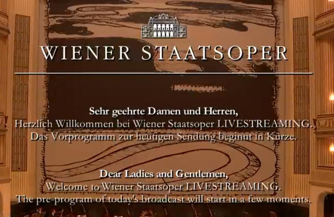 维也纳国家歌剧院免费开放,歌剧/芭蕾舞剧统统免费看插图