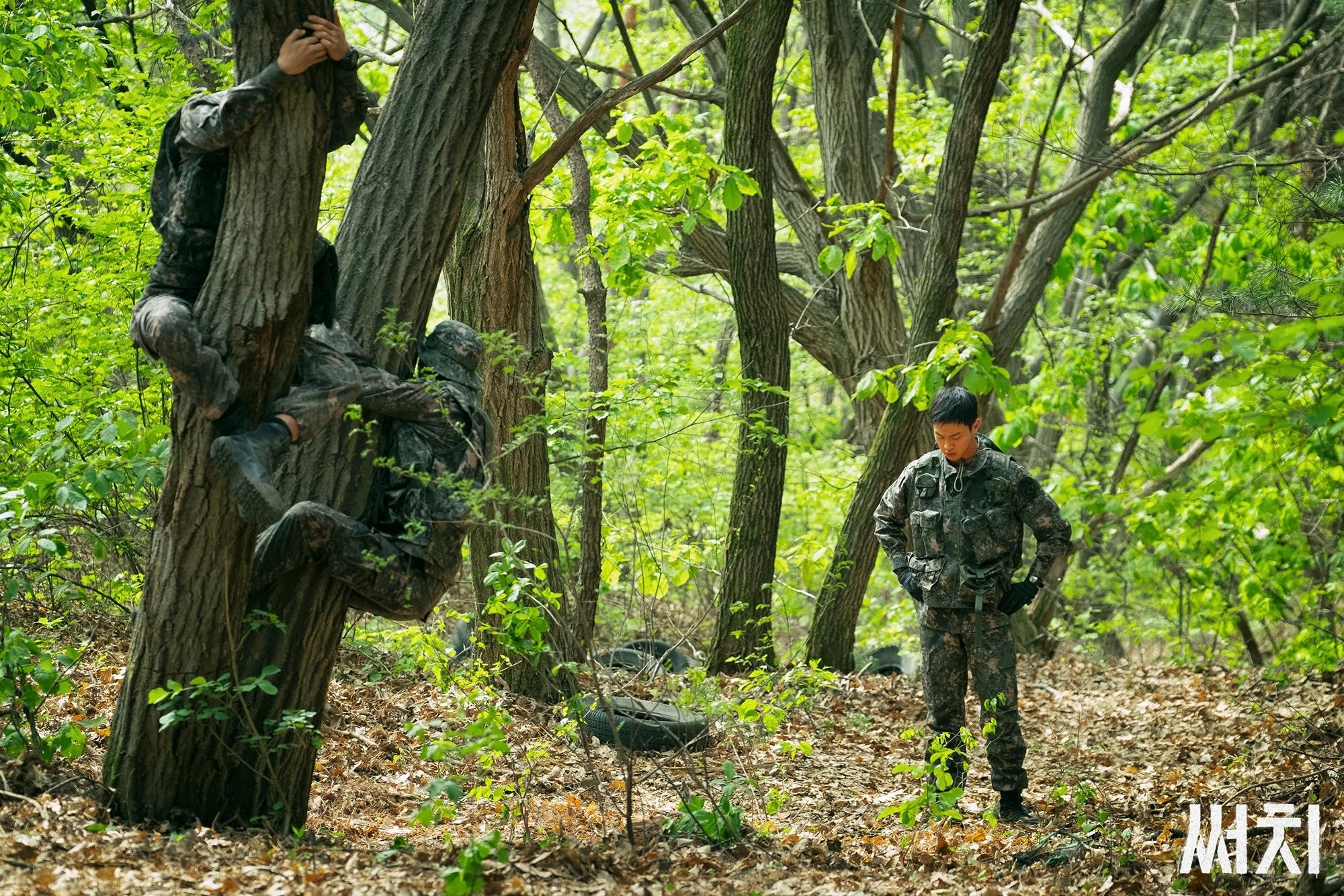 这些剧情太智障,这部豆瓣7.7分的韩剧是在黑韩国军人吧?插图4