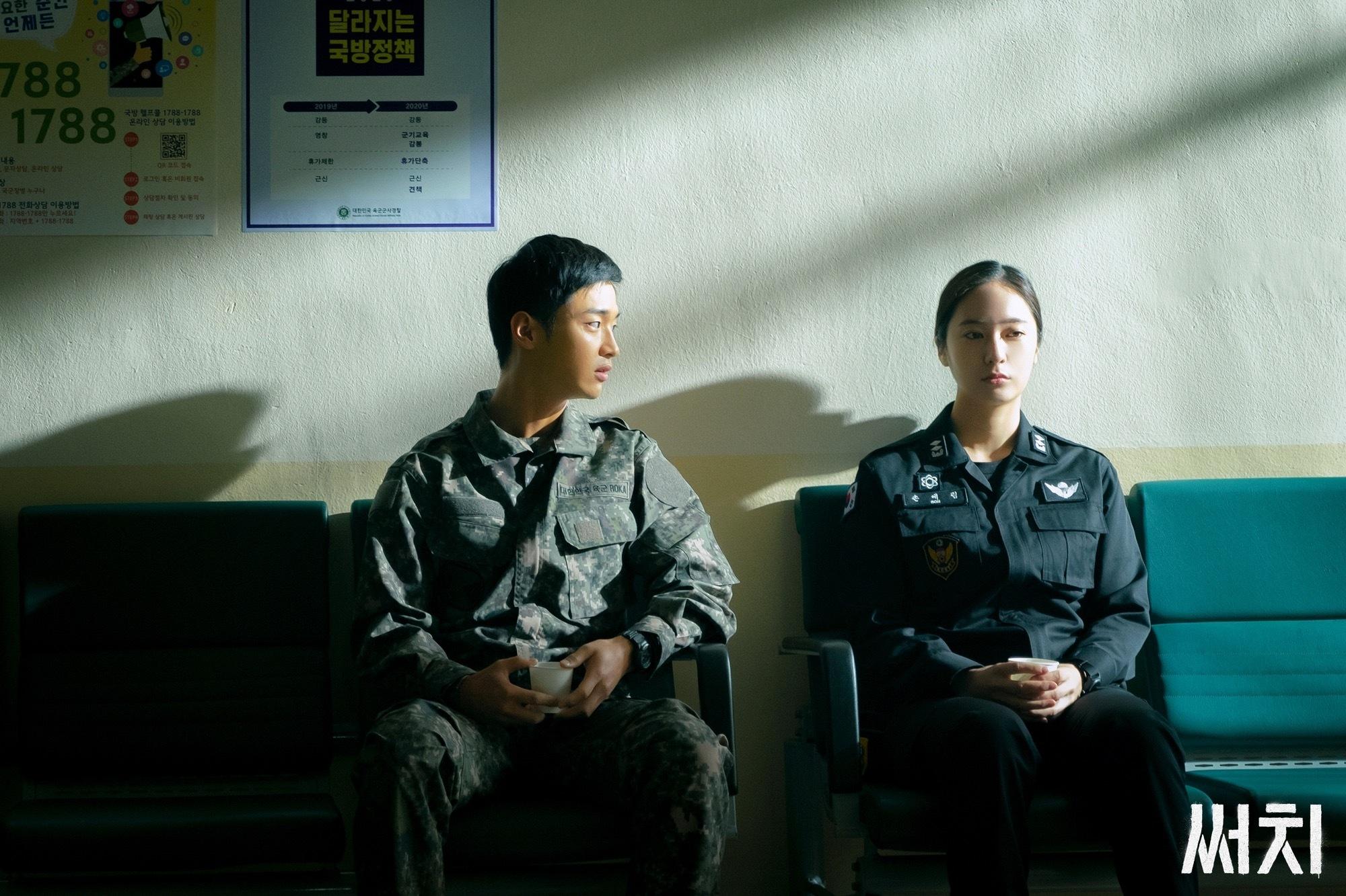 这些剧情太智障,这部豆瓣7.7分的韩剧是在黑韩国军人吧?插图15