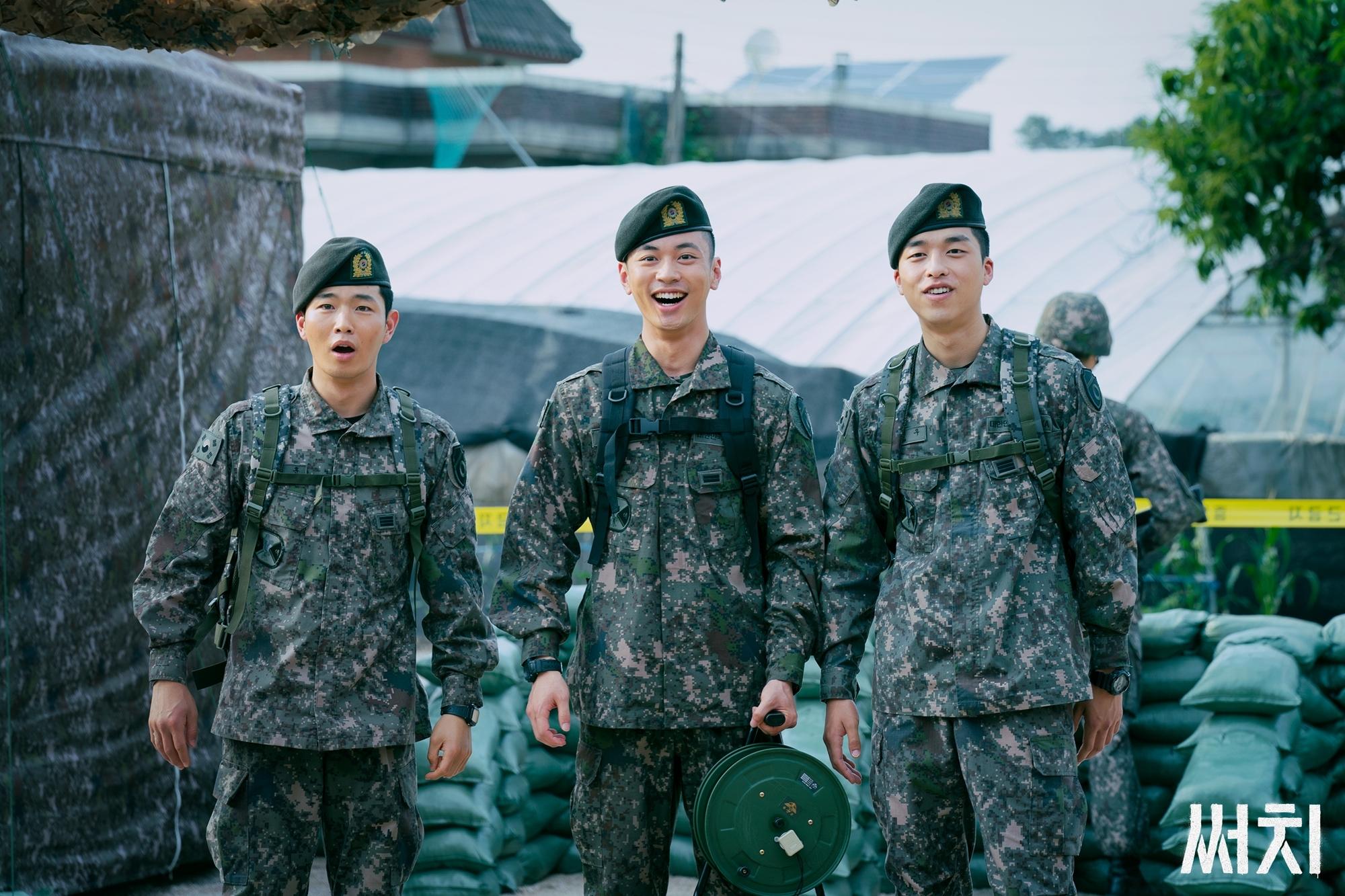 这些剧情太智障,这部豆瓣7.7分的韩剧是在黑韩国军人吧?插图10