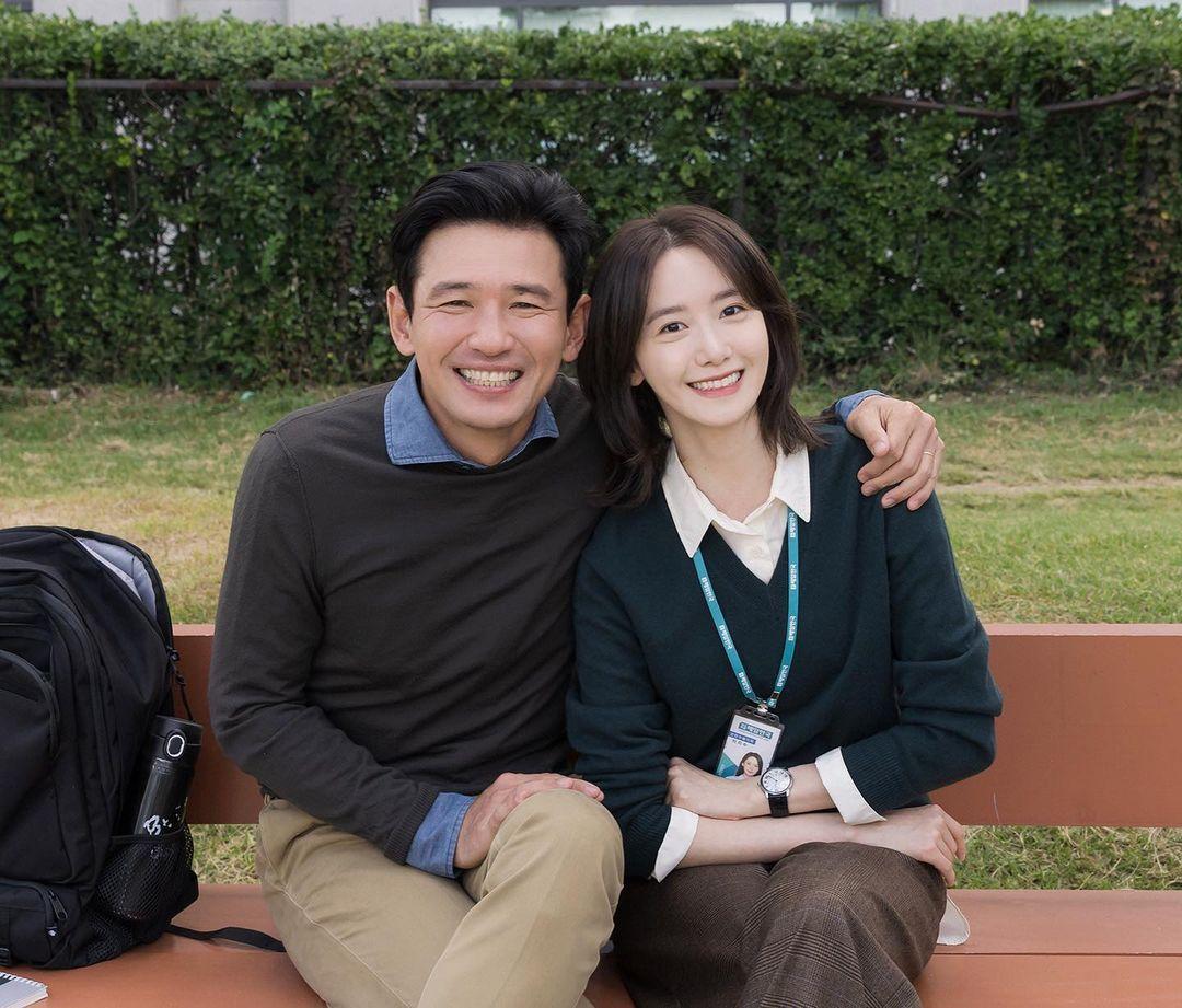 新剧《嘘》与影帝黄政民合作,林允儿演技大进步,哭戏获观众好评插图2