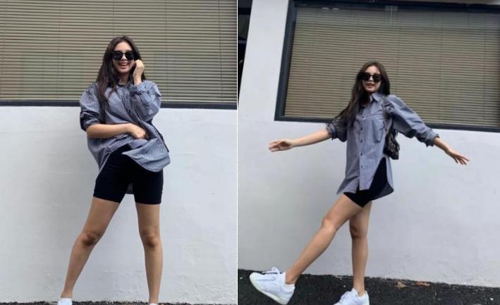 女装搭配Jennie的图片 第3张