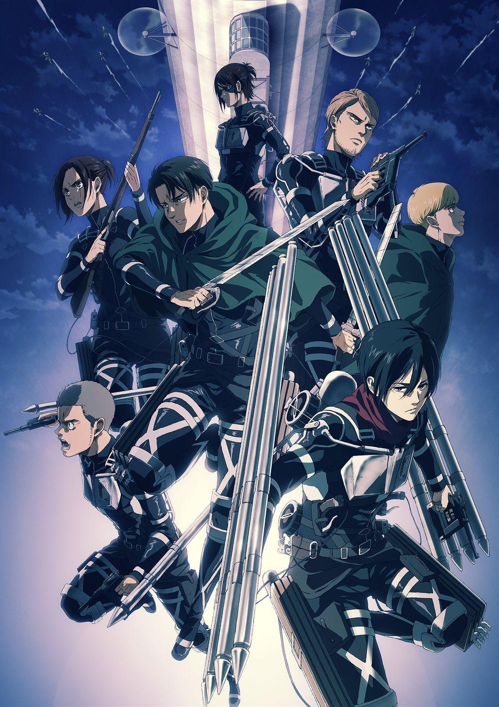 進擊的巨人 第四季 / Shingeki no Kyojin – The Final Season – 15 [OURTV][WEB-DL][1080p][AVC AAC][簡繁英泰越印馬][SRT][MKV]