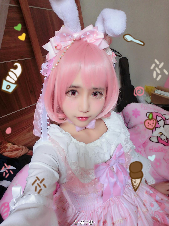 #lolita装扮# 小兔子乖乖~