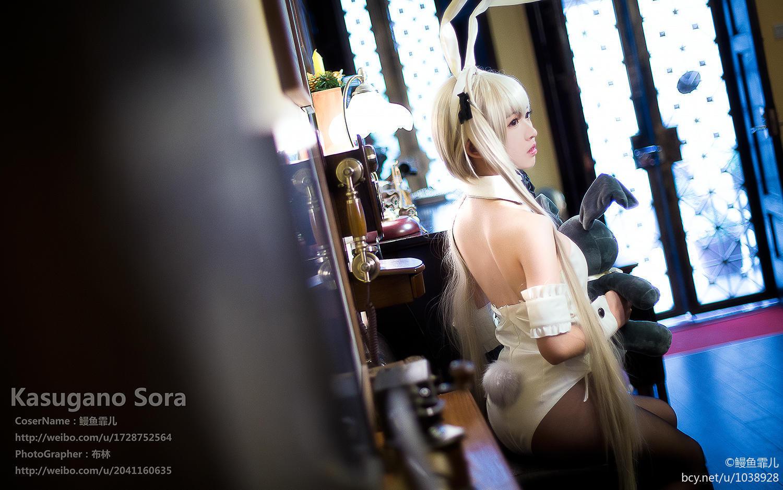《缘之空》穹妹兔女郎