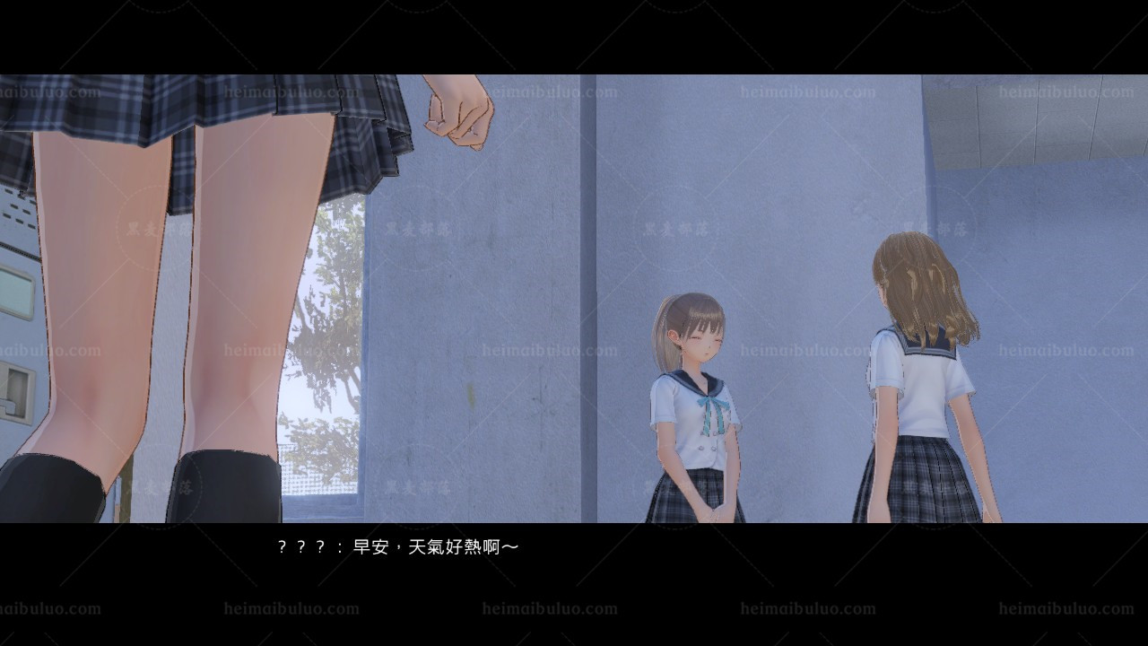 BLUE REFLECTION / BLUE REFLECTION 蓝色反射:幻舞少女之剑