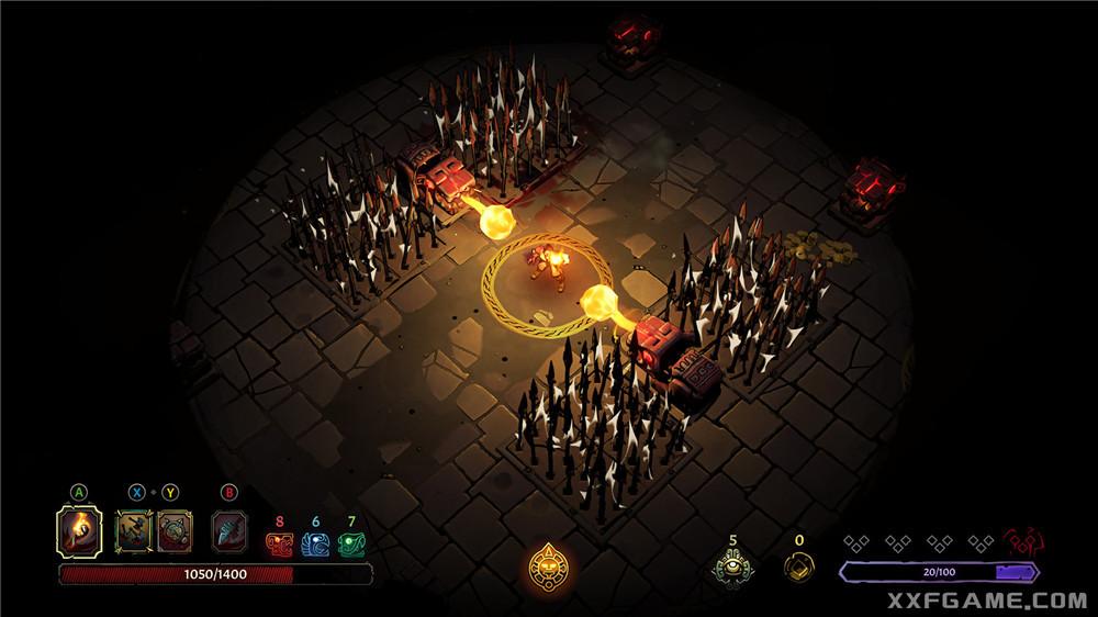 《 无间冥寺 》( Curse of the Dead Gods ) V1.23.3.6 + 15项修改器 简体中文离线版 [2.8G]
