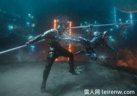 《水行侠 Aquaman》──华丽无边的海底⌒ 史诗
