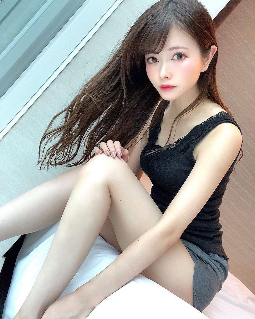 日本写真模特仲川しおり@shiori_nkgw逆天美腿 养眼图片 第4张