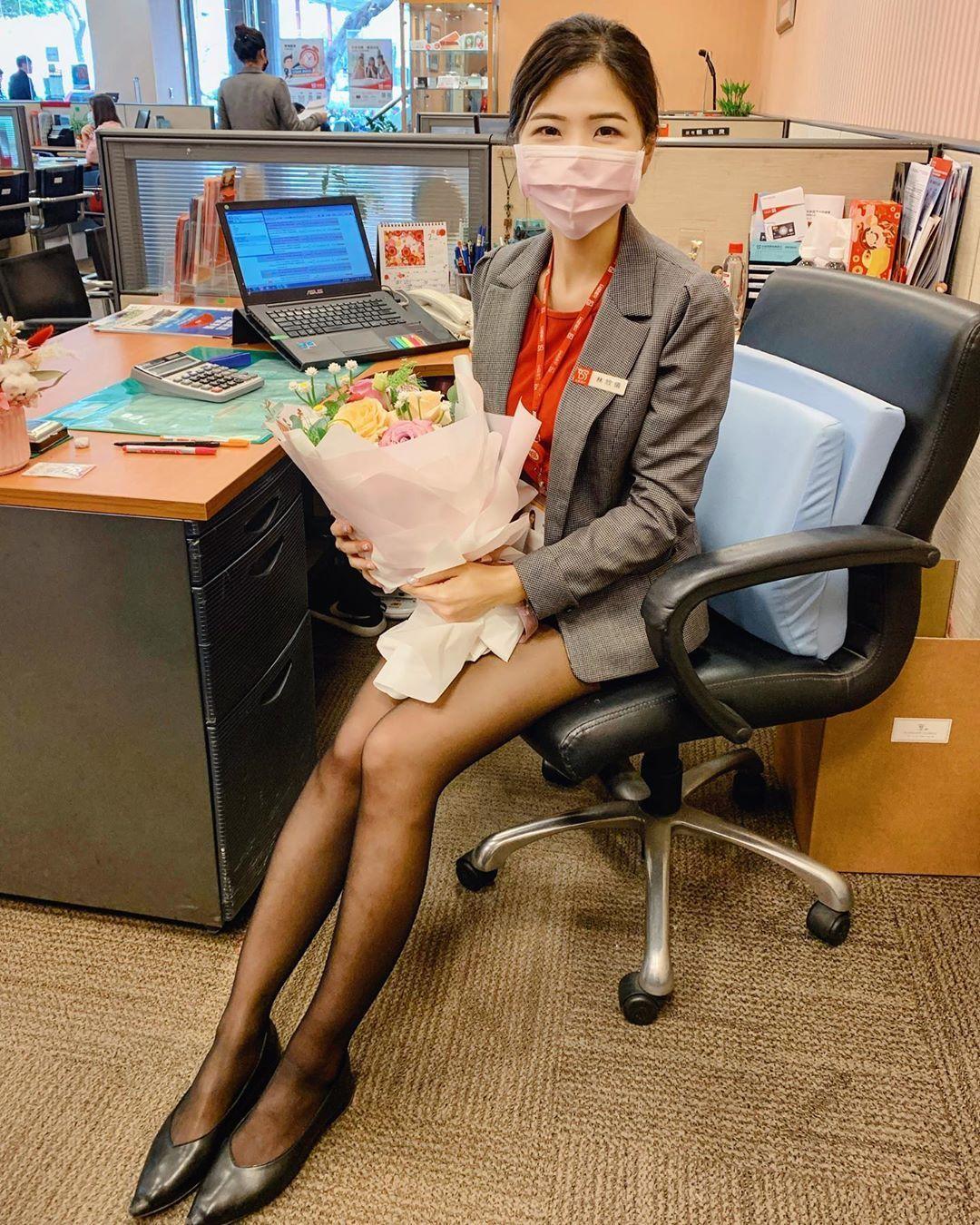 台北银行理财专员林小欣沙滩展示极品身材超凶猛 养眼图片 第3张