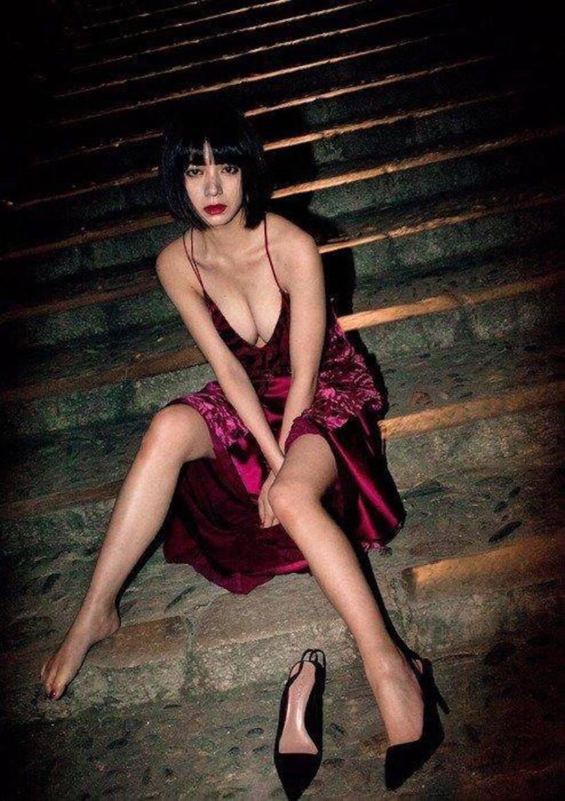 日本新一代G混血女神池田依来沙西班牙旅拍 网络美女 第3张