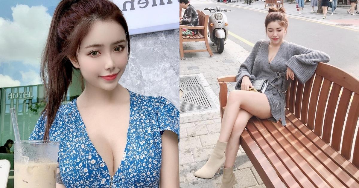马来西亚的网红娜娜Hannah 回头率100%的超胸妹子 网络美女 第1张